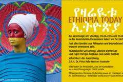 ETHIOPIA TODAY<br />Kunststation Kleinsassen: 5. Juni bis 28. August 2016