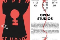 OPEN STUDIOS im ATELIERFRANKFUR/2016